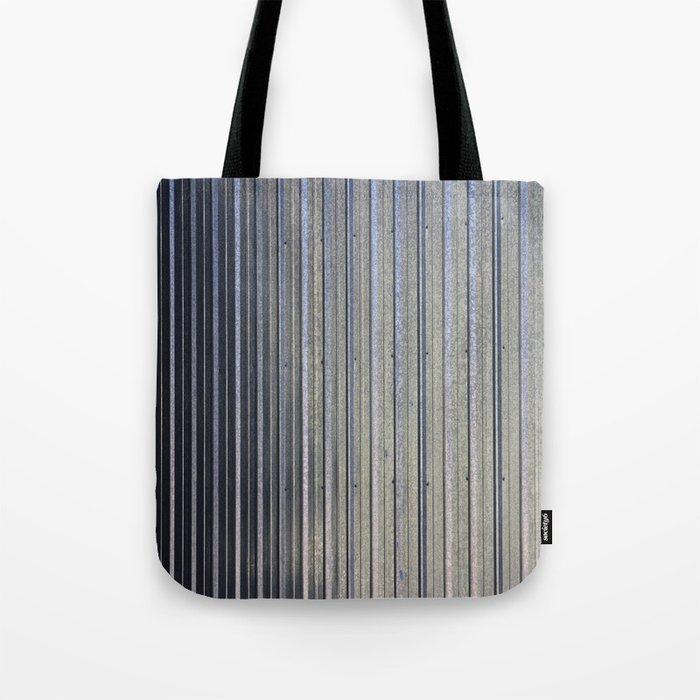 Aluminum Siding Tote Bag