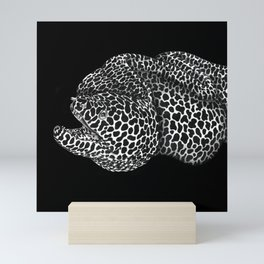 Moray Eel Mini Art Print