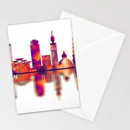 Dongguan China Skyline Stationery Cards