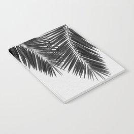 Palm Leaf Black & White II Notebook