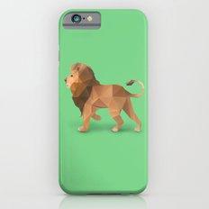 Lion. Slim Case iPhone 6s