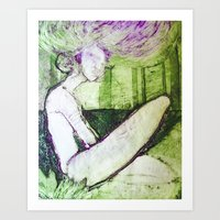 Ethereal Nature VE 1/8 Art Print
