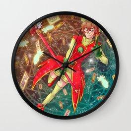 CardCaptor Pidge! Wall Clock