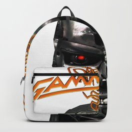 Gamma Ray Sonata Arctica Iron Savior Hammerfall Blind Guardian Backpack