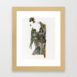 To Be Extrinsic Framed Art Print