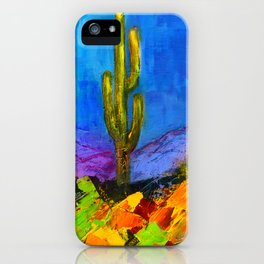 Desert Giant iPhone Case