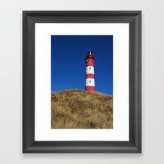 Amrum Lighthouse Framed Art Print