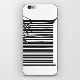 Treecode iPhone Skin