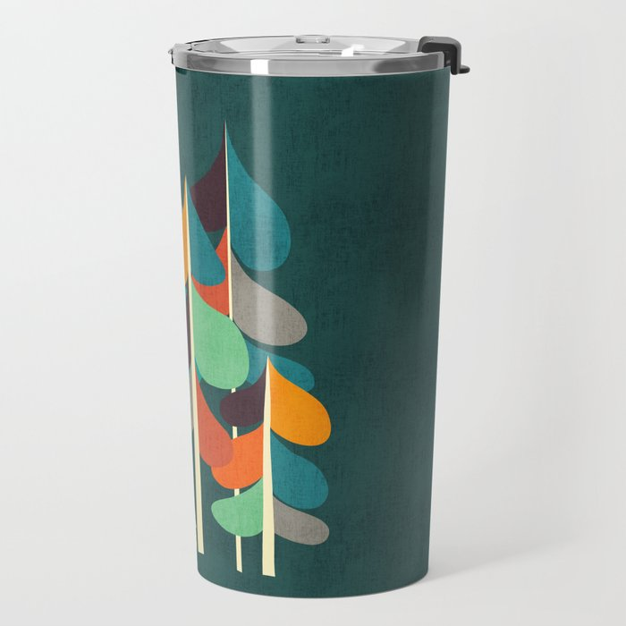 Cabin in the woods Travel Mug