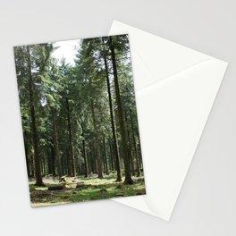 Dartmoor woods Stationery Cards