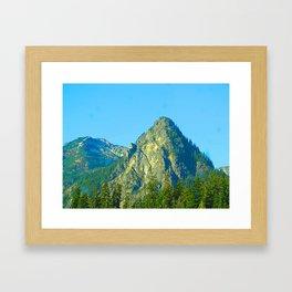 Eastern Washington Framed Art Print