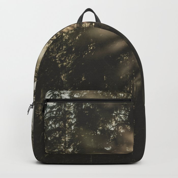Sunset in the Woods Backpack