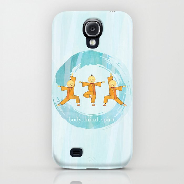 Body Mind Spirit Iphone Case By Zenfellow Society6