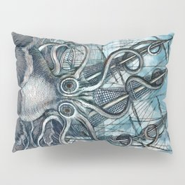 Sea Monster Pillow Sham