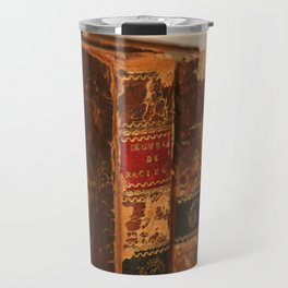 Antique Books 2 Travel Mug