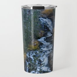 Evening Cascade (Kings Creek) Travel Mug