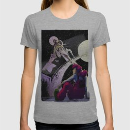 Space Travel (C) T-shirt