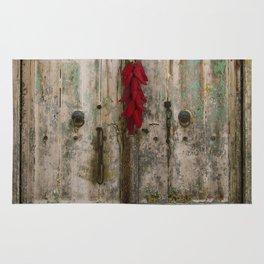 Old Ristra Door Rug