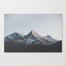 Himalayas XI Canvas Print