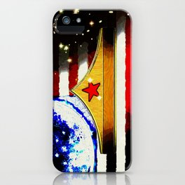 Amazon Crown - 029 iPhone Case
