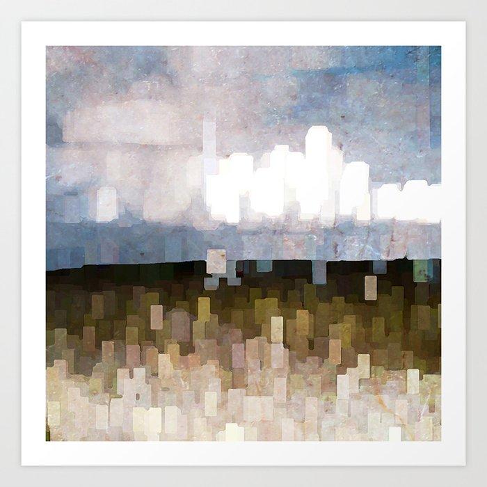 Weather Phenomena Art Print