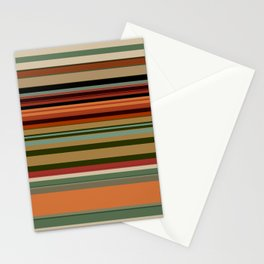 Calming Natural Color Palette Stationery Cards
