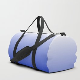 Vishuddha Chakra Blue Ombré Duffle Bag