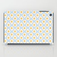 egg iPad Cases featuring Egg by MonsterGuts