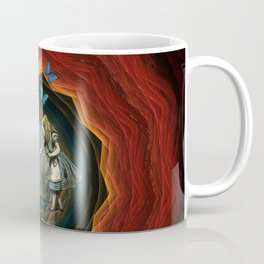 Alice In Wonderland - Let The Magic Begin Coffee Mug