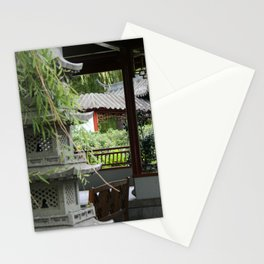 Chinese Gardens Stationery Cards
