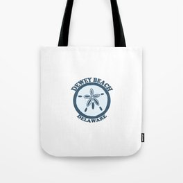 Dewey Beach - Delaware. Tote Bag