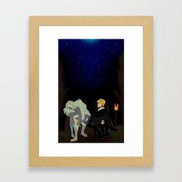 Return of the Jedi Framed Art Print