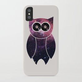 Owl Night Long iPhone Case