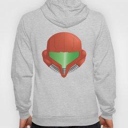 Samus Helmet - Super Metroid Hoody