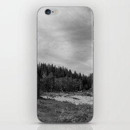 Mountain Cottage iPhone Skin