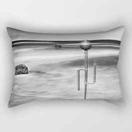 Beach Artifact Rectangular Pillow