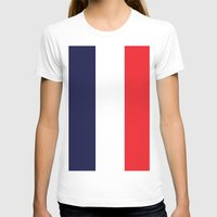france T-shirts featuring France by shannon's art space