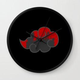 Akatsuki Clan Wall Clock