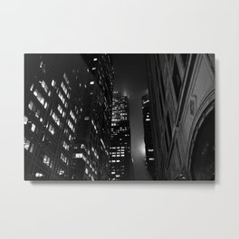 More Stories From Gotham Metal Print