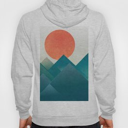 Over the hill Hoody