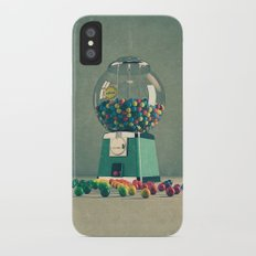world is better without intolerance iPhone X Slim Case