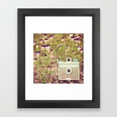 savoy Framed Art Print