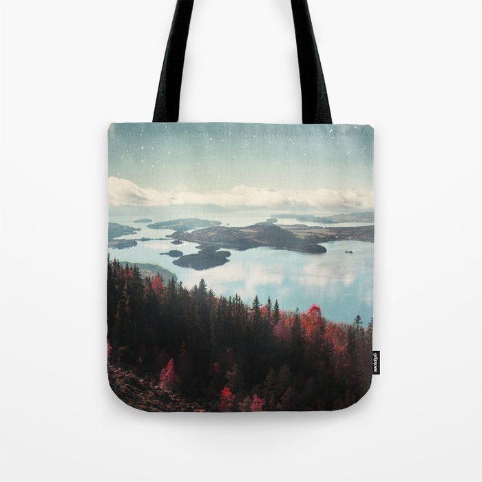 The Fjord Tote Bag