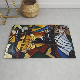 The Jazz Group Rug