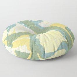 Ginkgo 1 Floor Pillow