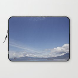 Crazy clouds Laptop Sleeve