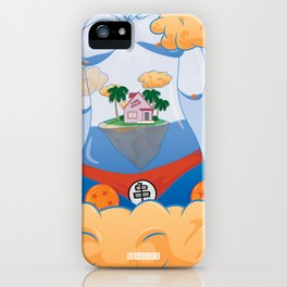 Kame's House iPhone Case
