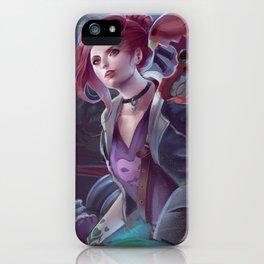 Slayer Jinx iPhone Case