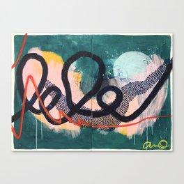 SYIAD Canvas Print