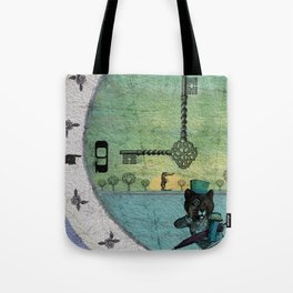 Time For Change Tote Bag
